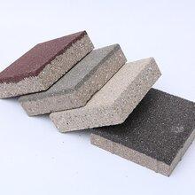 陶瓷透水砖材料配比湖南邵阳优游冠陶瓷透水砖生产严格要求6图片