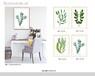 厂家直销植物田园系列酒店民宿客房抽象装饰挂画