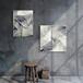 618活動價灰白裝飾畫廠家直銷現代簡約客廳臥室背景墻掛畫定制