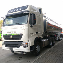 柴汽油运输车半挂油罐车30吨运油车广东