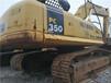 二手挖掘机350保养到位车况良好小松挖掘机小型挖掘机