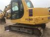 二手挖掘机60性能免检无锤史动力强劲小松挖掘机小型挖掘机