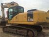 二手挖掘机小松270状况佳价格低廉