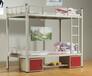 西安直销学校、工厂宿舍床公寓床架子床单双层床质量保证包安装