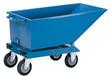 科阳之星铁屑车垃圾集屑车车间积渣车装卸搬运斗车可定制