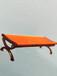 西安科阳户外长椅公园休息椅塑木公园椅