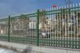 西安科阳锌钢阳台护栏小区/别墅围墙护栏铁艺护栏可定做