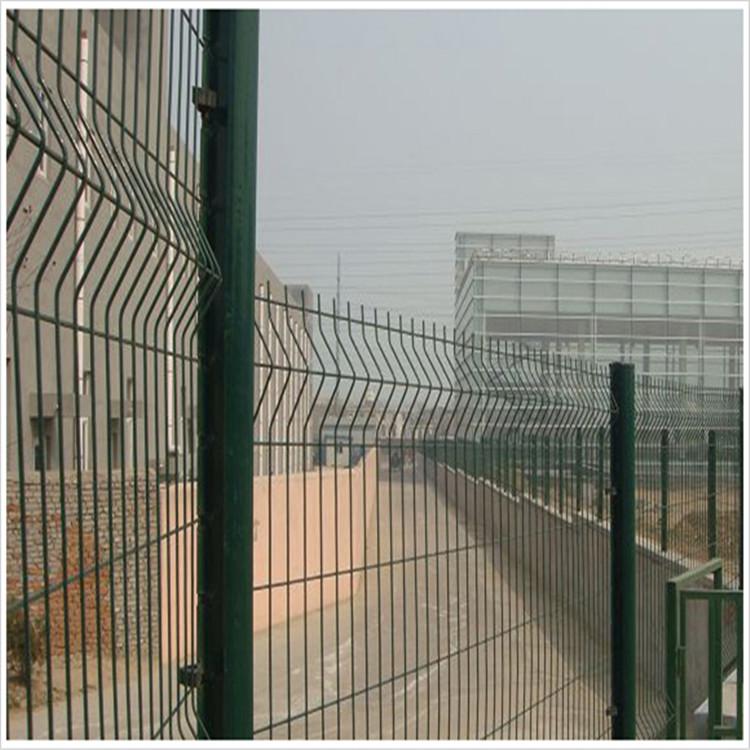 铁艺护栏网高速公路护栏网小区护栏网市政护栏铁丝网围栏