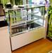 深圳蛋糕保鲜柜厂家1.2米冷藏展示柜日式直角柜