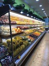 超市风幕柜水果保鲜柜蔬菜展示柜立式饮料冷藏柜生鲜蔬菜保鲜柜