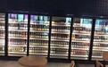 仟曦冷链饮品酒水展示柜冷风柜立风柜风幕柜品牌饮料保鲜柜