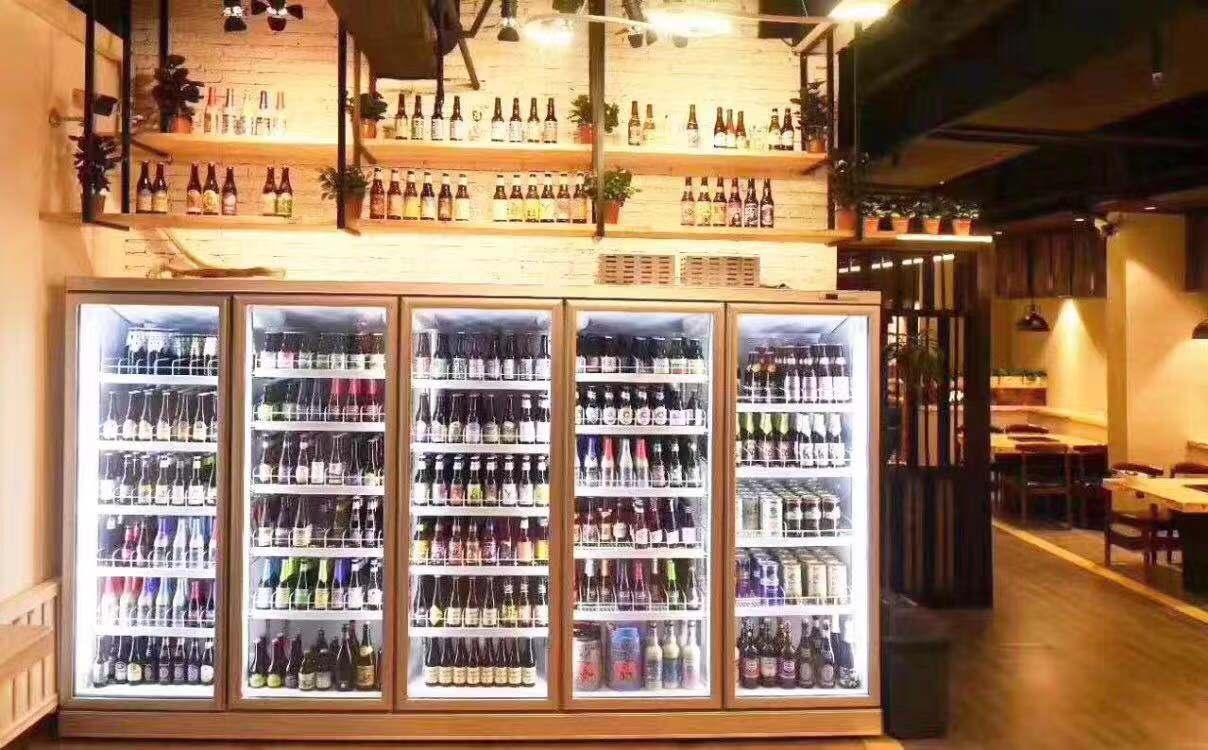 超市便利店专用饮料柜酒水展示柜品牌专业销售