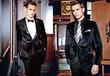 上海法派特青年男士个性西服婚礼新品正装定制礼服