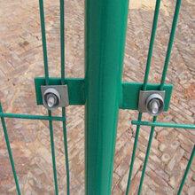 甘肃道路护栏网聚光公路护栏网厂家供应双边丝防护网双边丝隔离网