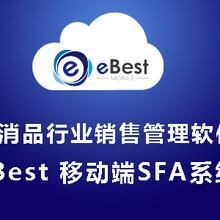 移动销售管理软件17年专注快消品SFA老品牌eBest
