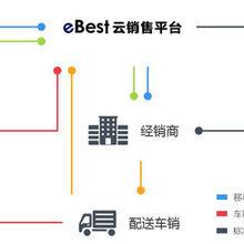 销售管理软件排行eBest大数据智能分析云平台