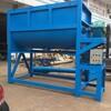 珠海斗门大型卧式不锈钢搅拌机饲料搅拌机板材厚实厂家直销