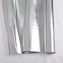 聚酯膜廠家批發屋面用0.3mm反射隔汽膜價格鍍鋁膜隔熱膜圖片