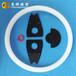 专业设计防静电硅胶垫圈防火硅胶垫圈生产厂家