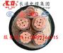长通电缆,陕西国标YJV4×25+1×16电力电缆