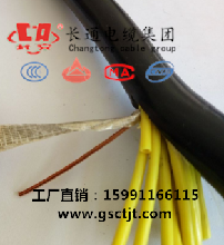 长通电缆国标供应山西低烟无卤耐火电缆WDZN-YJFE6×1.5mm