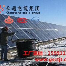 光伏电缆厂家PV-F1×4图片