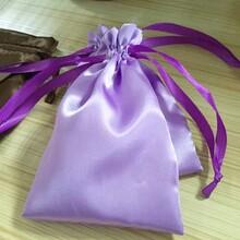 厂家销售高档加厚收纳布袋高品质拉绳束口包装色丁布袋外贸出口