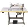 粗线厚料缝纫机6620三同步双针车同步工业缝纫机