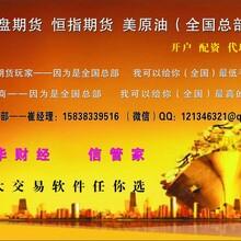 天津美原油期货代理(总部)图片