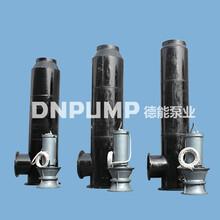 井筒式潜水轴流泵-立式轴流泵图片