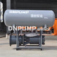 浮筒式潜水轴流泵-水面漂浮轴流泵图片