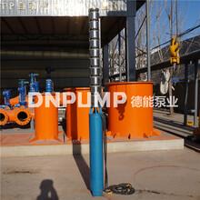 200QJ井用潜水泵安装指导图片