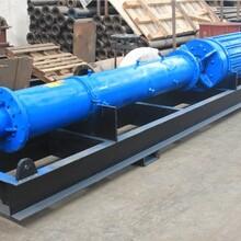 生产各种矿用潜水泵污水泵大流量大功率图片