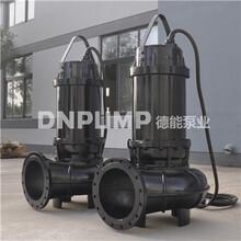 300WQ大流量潜水排污泵生产制造图片