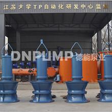 供应40kw潜水轴流泵厂家图片