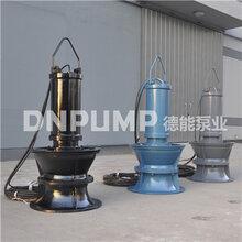 通化市井筒安裝混流泵選型圖片