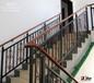 浙江锌钢楼梯扶手别墅小区室外家庭护栏