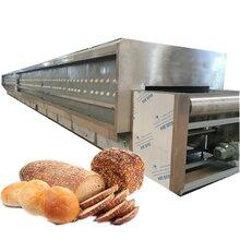 隧道電烤爐面包烘焙爐圖片