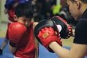 襄阳暑期拳击培训班在这里刚刚好。图片