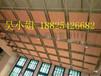 篮球馆吊顶空间吸声体案例