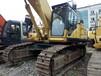 云南大型二手挖掘机小松650