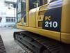 西安二手挖掘机进口小松210-8挖掘机