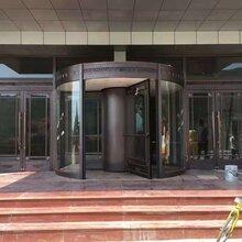 张掖自动旋转门供应商---安特达门业图片