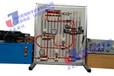 供應君晟JS-TBX熱賣便攜式液壓基本回路透明教具