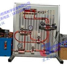 供应君晟JS-TBX热卖便携式液压基本回路透明教具