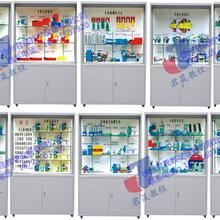 供应君晟JS-CG10型推荐车工工艺学陈列柜