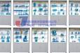 供應君晟JS-JJ10型熱銷機床夾具設計陳列柜繪圖桌制圖桌液壓實驗臺減速器模型