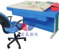 JS-Z0型钢木结构0号绘图桌绘图桌学生制图桌注塑模具模型液压实验台