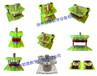 沖壓模具JS-LM2型彩色透明冷沖壓模具教學模型冷沖模具模型