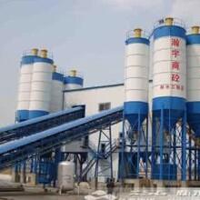 天津水泥厂设备回收二手搅拌站回收市场图片